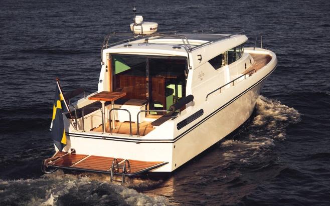 Du thuyền mini 1 phòng ngủ