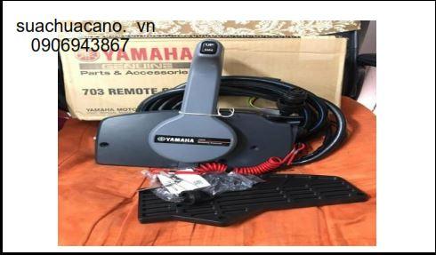 Bộ điều khiển cano, máy xuồng Yamaha 703 (Remote control)