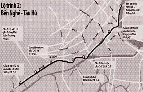 TP.HCM sắp có canô bus