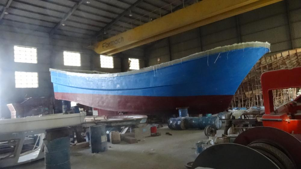 Tàu composite có thay thế được tàu gỗ?