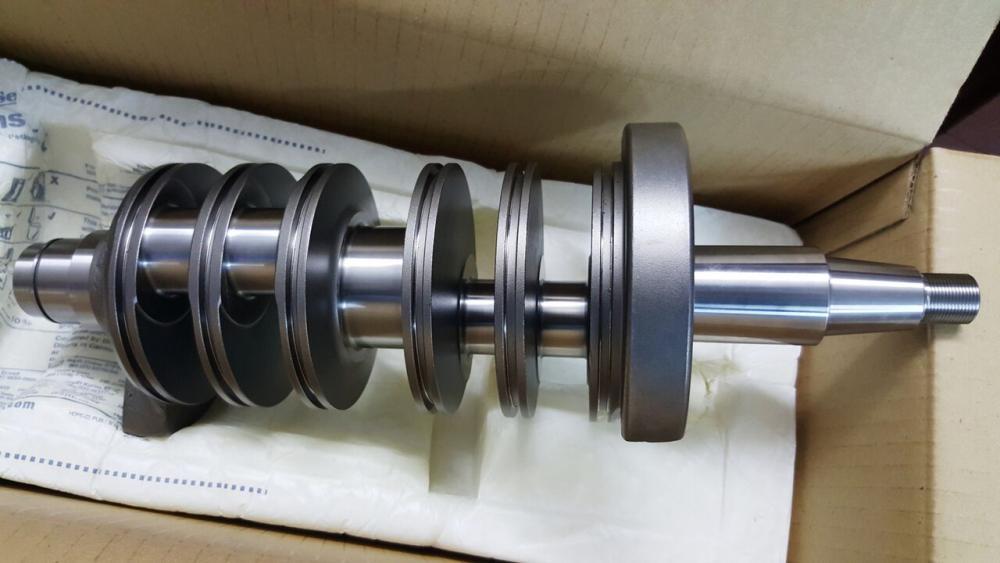 Phụ tùng động cơ máy thủy cano Yamaha: trục khuỷu, cốt máy cano
