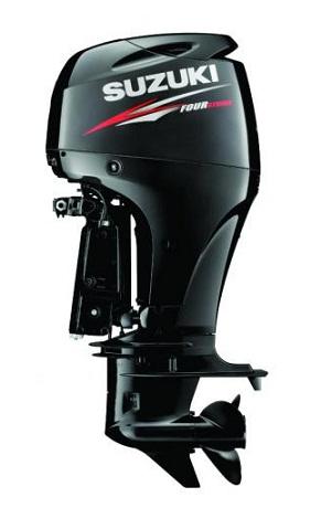 Động cơ máy thủy Suzuki DF70A 4 thì