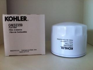Phụ tùng du thuyền: Lọc dầu Kohler GM32359