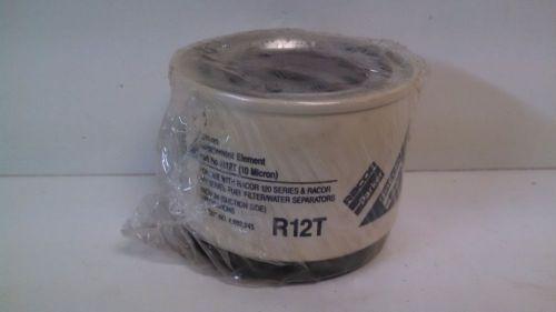 Phụ tùng du thuyền: Lọc dầu thô máy phát điện parker: R12T