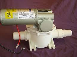 Máy bơm chất thải DOMETIC SEALAND 24V