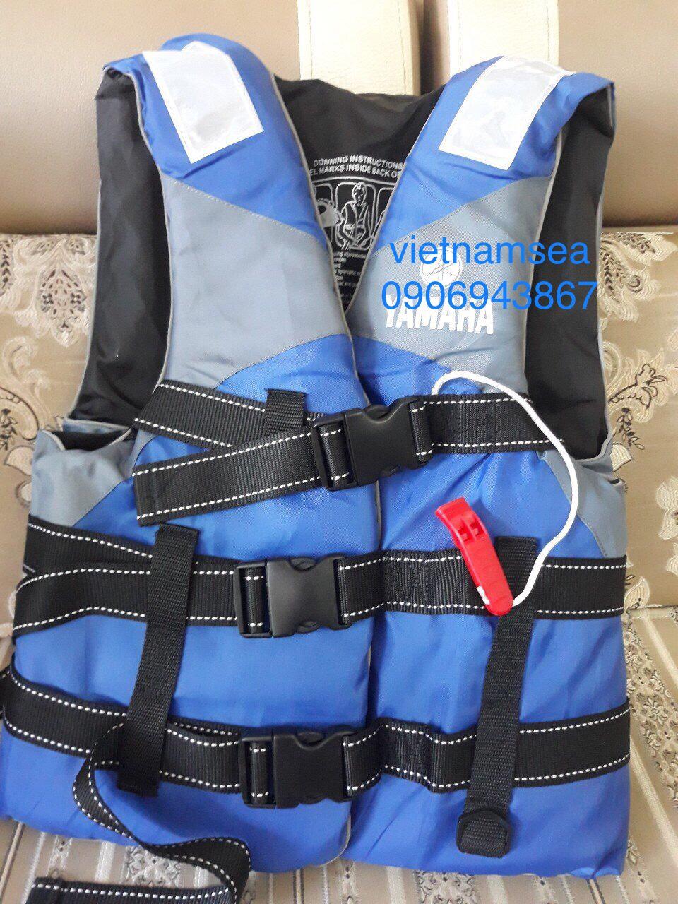 Cung cấp các dịch vụ áo phao bơi Yamaha màu xanh ở Tỉnh Quảng Bình